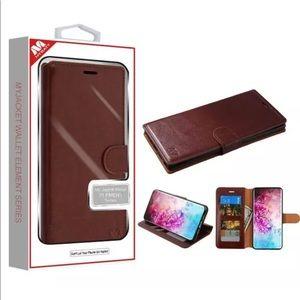 Galaxy Note 10 plus premium wallet case
